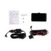 Car DVR Touch Camera 4″ IPS Dual Lens Car FHD 1080P DVR/Dash Camera