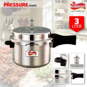 Kundhan Pressure Cooker 3L Pressure Cooker