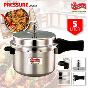 Kundhan Pressure Cooker 5L Pressure Cooker