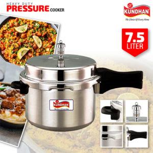 Kundhan Pressure Cooker 7.5L Pressure Cooker