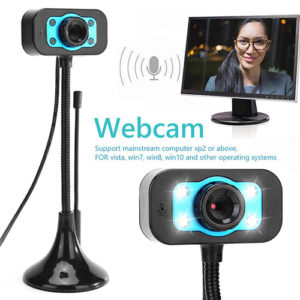 Webcam for Pc and Laptop USB Web Camera 720p Web Camera