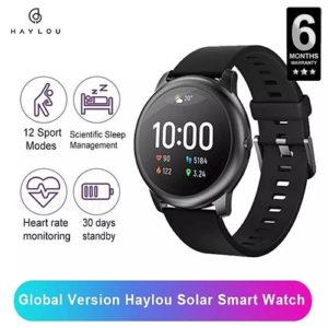 XIAOMI Haylou LS05 Solar Smart Watch Smartwatches